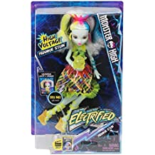 Monster High - DVH72 - Poupée - Voltastique Frankie Stein