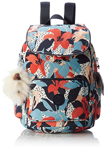 Imagen de kipling  city pack s,  mujer, mehrfarbig pastel lily qlt , one size