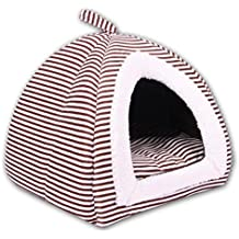 Hung Kai - Esterilla portátil para caseta para Mascotas, Perros, Gatos, Mascotas,
