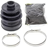 All Balls 19-5016 Black 18mm x 57.5mm x 84mm Long CV Boot Kit preiswert