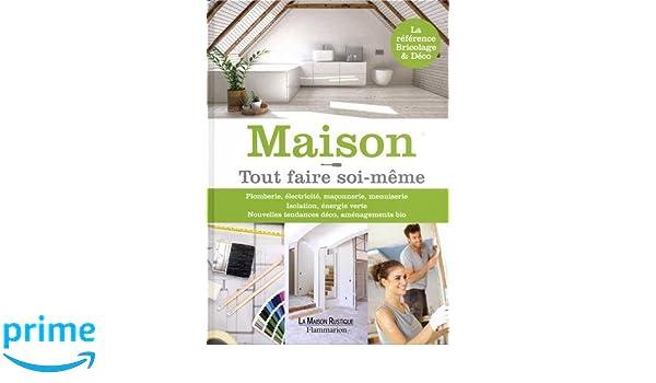AmazonFr  Maison   Tout Faire SoiMme  Collectif Michel