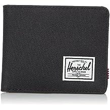 Herschel Roy + Coin RFID Black