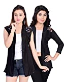 Sweekash Women's Shrug (Pack of 2) (SWEE...