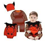 Best Disfraces de Halloween YL - YL Style Boy Baby Halloween otoño Chaleco Chaleco Review