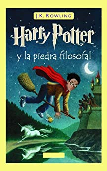 Harry Potter y la piedra filosofal (Libro 1) eBook: J.K