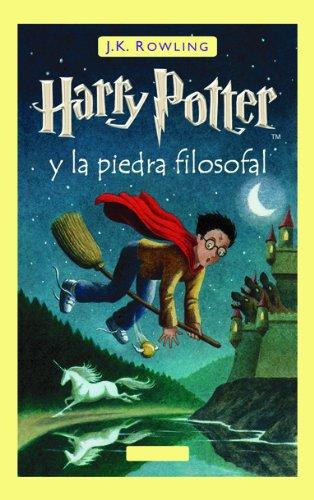 Harry Potter y la piedra filosofal (Libro 1) eBook: J.K. Rowling ...