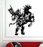 Streetwall Wandtattoo Draenei Paladin World of Warcraft Größe XL