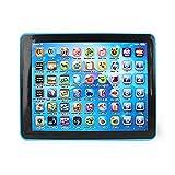 Kongqiabona Bambini Touch Tablet Pad Imparare Macchina da Lettura Educazione precoce Macchina per Bambini Bambini Educational Imparare l'inglese Cinese