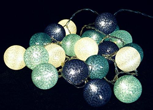stoff-ball-led-lichterkette-modern-colours-trkies-blau-wei-kugel-lichterketten