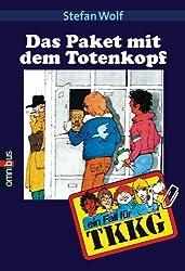 TKKG - Das Paket mit dem Totenkopf: Band 4