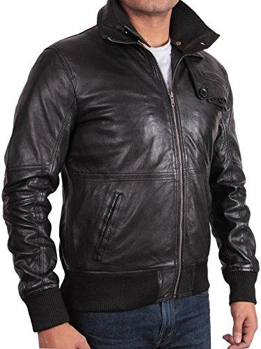 hommes-peau-de-mouton-vacritable-blouson-en-cuir-noir-classique-casual-veste-cintrace-s-5xl-medium