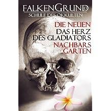 Falkengrund 20 - Nachbars Garten (Falkengrund - Schule des Okkulten)