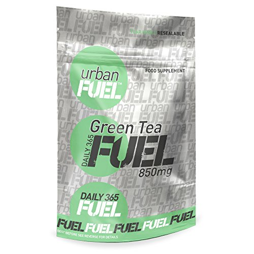 Green Tea Extract – 850mg Pure Green Tea with EGCG – Maximum Strength – by Urban Fuel