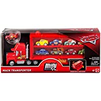 Cars 3 - Mack camión mundo de aventuras (Mattel FLG70)