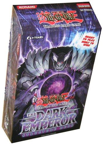 Yu-Gi-Oh! Structure Deck The Dark Emperor (englische Version)