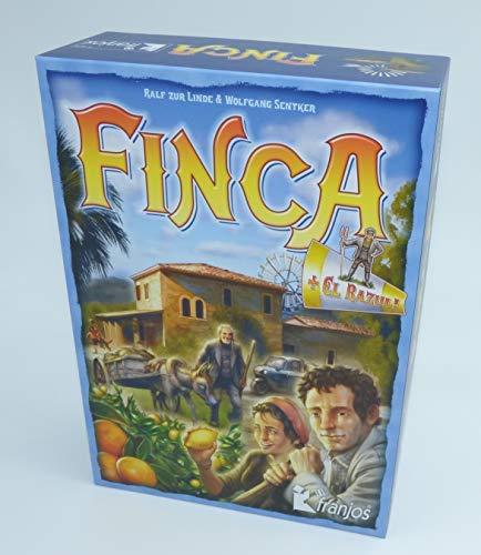 Finca (international) - Internationalen Ernte