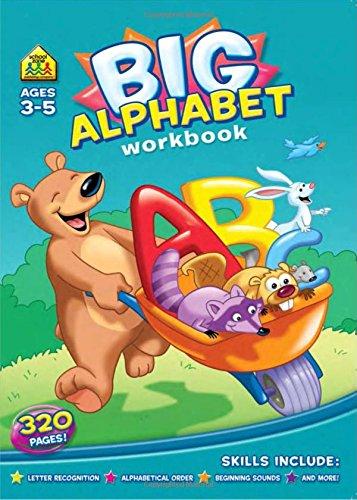 Om Books International Big Alphabet Workbook: 1 [Paperback] [Paperback] [Jan 01, 2017] 0