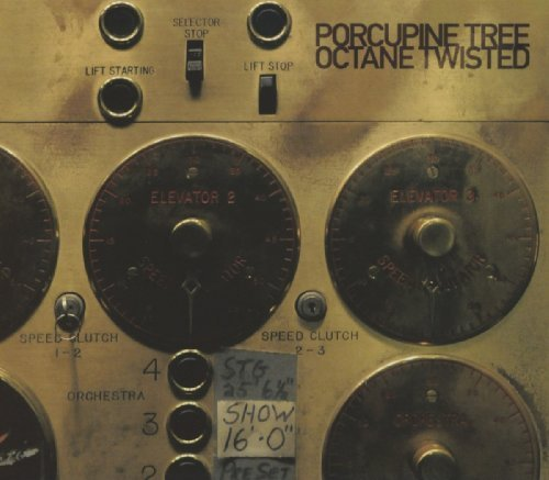 Octane Twisted by Porcupine Tree (2012-11-19)