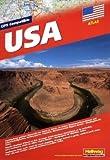 USA Strassenatlas mit Spiralbindung -