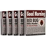 Good Morning Bed Bug Killer Powder (Pack of 5)