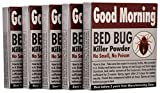 #8: Good Morning Bed Bug Killer Powder (Pack of 5)