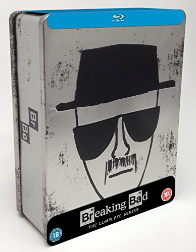 mplete Series Collector's Edition Tin [Blu-ray] ()