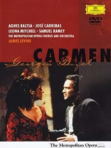 Carmen: The Metropolitan Opera (Levine) [DVD] [2000] [NTSC]