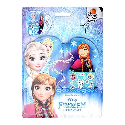 Disney Frozen FR17237 - Juego de Agenda BFF