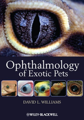 Ophthalmology of Exotic Pets por David L. Williams