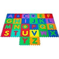 Preisvergleich für Hey! Play! Schaumstoff Boden Alphabet Puzzle Matte für Kinder Puzzle
