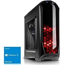 Kiebel Gamer-PC [184139] - AMD FX-8350 8x4,0GHz | 16GB DDR3-1866 | 2TB SATA3 | nVidia GeForce GTX 1060 6GB | ASUS | USB3.0 | DVD | HD-Sound | LAN | Windows 10 | Gaming Computer