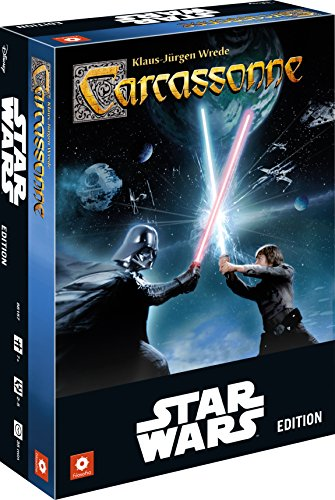 Asmodee - CARC01SW - Carcassonne Star Wars