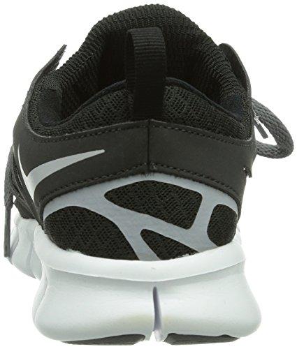 Nike - Sneaker Nike Free Run 2 GS, Unisex - bambino Nero (Schwarz (schwarz / grau))