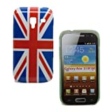 Original Union Jack GB UK British Flag Hard Back Case Skin Cover For Samsung Galaxy Ace 2 / i8160 Ace2 From My Fone UK