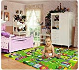 Best Baby Play Mats - Ozoy Double Sided Water Proof Baby Mat Carpet Review