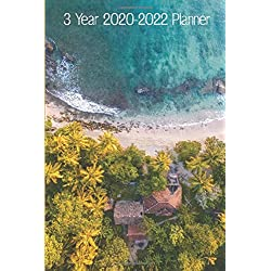 Drone Pilot's Compact and Convenient 3 Year Planner 2020-2022: 3 Year Planner 2020-2022 for Drone Enthusiasts