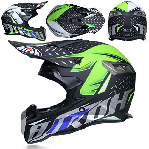 Uomini Off Road anti-caduta moto casco donne antiurto integrali moto Caschi moutain bike motocross tappi di sicurezz