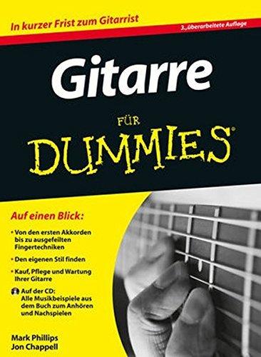 Gitarre Fur Dummies (F??r Dummies) by Mark Phillips (2013-11-06)