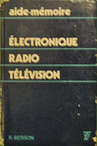 Électronique, radio, télévision : Aid...