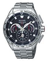 Reloj de caballero Pulsar PU2001X1 - Reloj de Caballero movimiento de cuarzo con brazalete metálico de Pulsar