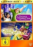 Der Glöckner von Notre Dame / Der Glöckner von Notre Dame 2 [2 DVDs]