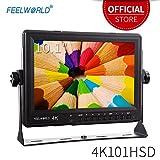 Feelworld 4K101HSD Kamera Feld Monitor Pro Broadcast 10.1