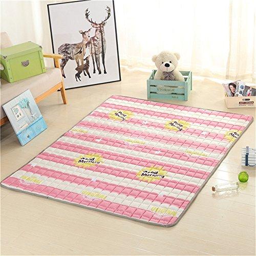Home Textilien können Falten pad dünne Matratze Baumwolle Pad matte gewaschen werden, c10-1.5*2 m