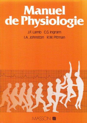 Manuel de physiologie