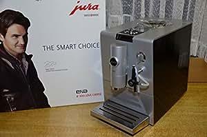 Jura ENA 7 Machine à café 1450 W, 230 MB/s, 238 x 360 x 445 mm, 9300 g (Noir/argenté)