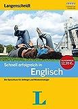 Schnell erfolgreich in Englisch - Buch mit 4 Audio-CDs: Der Sprachkurs für Anfänger und Wiedereinsteiger