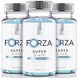 FORZA Super 5-HTP 200mg Amélioration de l'humeur et du sommeil � 270 gélules