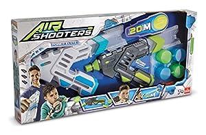 Goliath 31152-Juegos de Tiro, Air Shooters 1301Power Elite, Color Azul