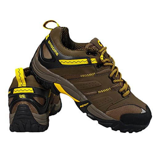 MatchLife Men's Multisport Outdoor Shoes Marron-Style2