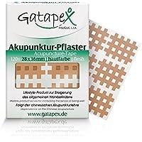 Gatapex Akupunktur Pflaster in Gitterform 120 Stück 28 x 35 mm Hautfarbe preisvergleich bei billige-tabletten.eu